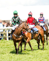 148cm Pony race - Grafton Pony Races 15th May 2017