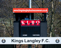 Matchday 43 - Rams@Kings Langley
