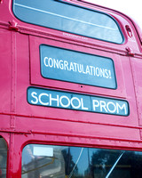Amersham School year 11 prom - 3rd July 2015