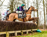 Thurlow at Horseheath Saturday 25th February 2017