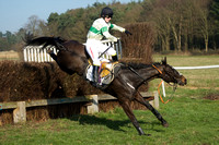Suffolk Hunt - Ampton 9th March 2014
