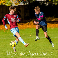 Wycombe Tigers 2016-17
