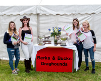 Berks & Bucks Staff College & RMAS Draghounds Kingston Blount Sunday 28th May 2017